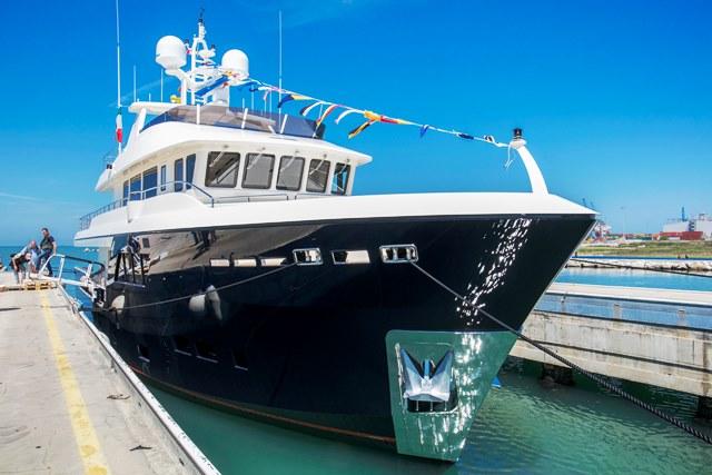M/Y Babbo è il nuovo explorer yacht di Cantiere delle Marche